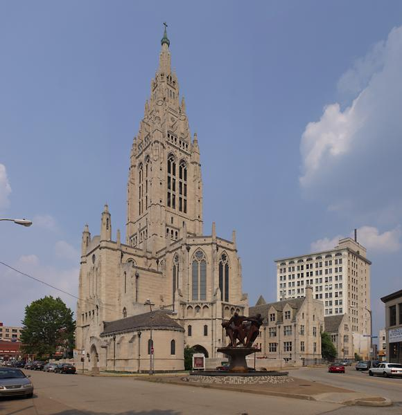 East Liberty Presbyterian Church, Pittsburgh, PA