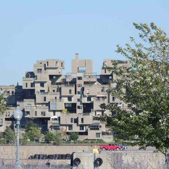 Habitats 67-...Cité du Havre, Montréal, qc.canada. © 2015 nicole leduc