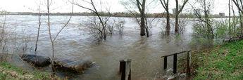 Inondations-Water Flood © 2017 nicole leduc