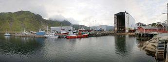 Ballstad, Lofoten, Norway © 2014 Knut Dalen