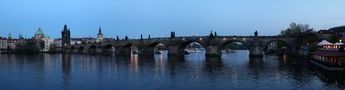 Charles Bridge, Prague © 2015 Knut Dalen