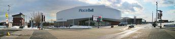 Place Bell--Laval.qc.canada © 2019 nicole leduc
