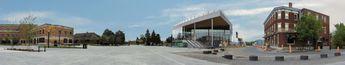 Place de la gare © 2019 nicole leduc