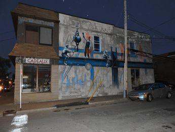 Murale © 2015 nicole leduc