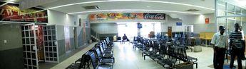 Victoria Falls International Airport, Zimbabwe © 2008 Knut Dalen