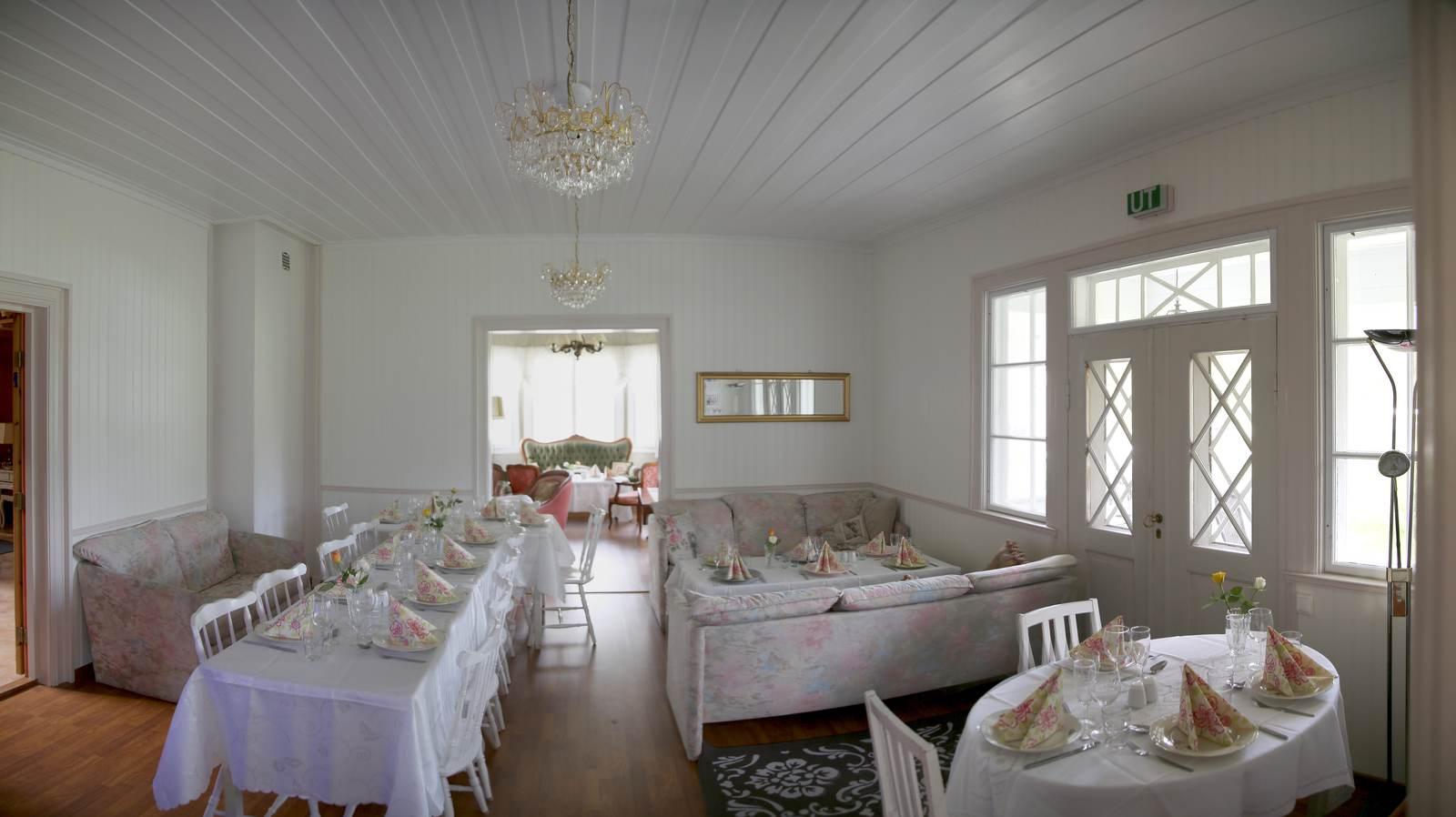 Haakonset Fjellvilla, Hovet, Norway. © 2015 Knut Dalen