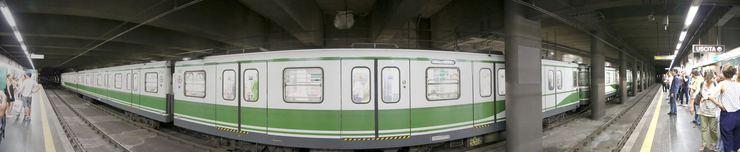 Porta Genova F.S., Milan, Italy © 2015 Knut Dalen