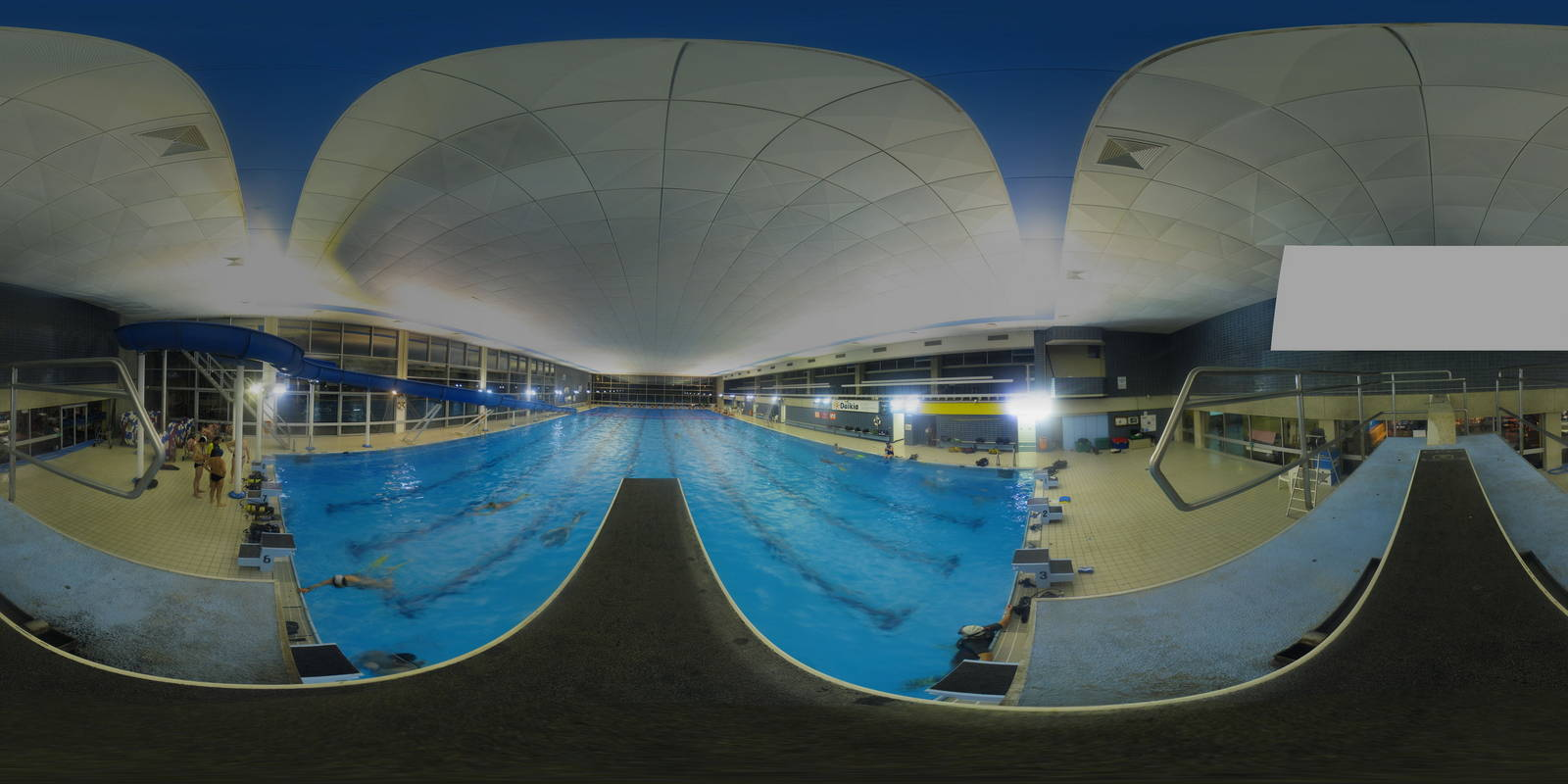 The panorama factory user 39 s gallery interiors for Plongeoir de piscine