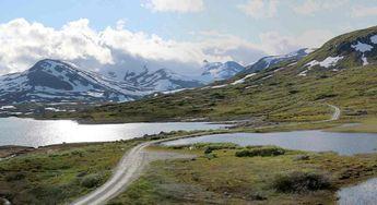 Tyinholmen, Norway. © 2015 Knut Dalen