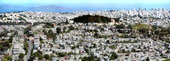 San Francisco Neighborhoods © 2009 Willis Marshall