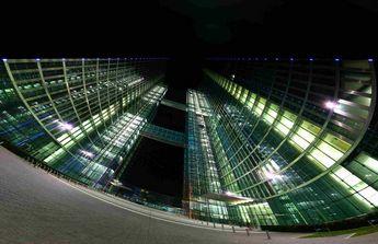 building in munich © 2006 Frank Mahr