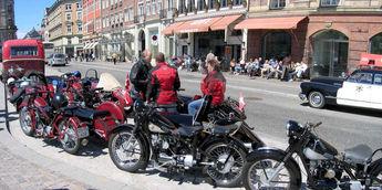 Nimbus Motorcycles, Copenhagen, Denmark © 2007 Knut Dalen